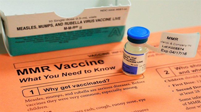 Pandemic-related vaccination drop raises concern about US measles outbreak