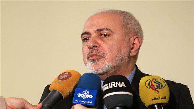Zarif: US not allowed to disrupt legal trade in world