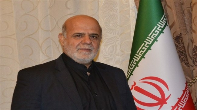 Iranian envoy: Daesh no longer a serious threat in Iraq
