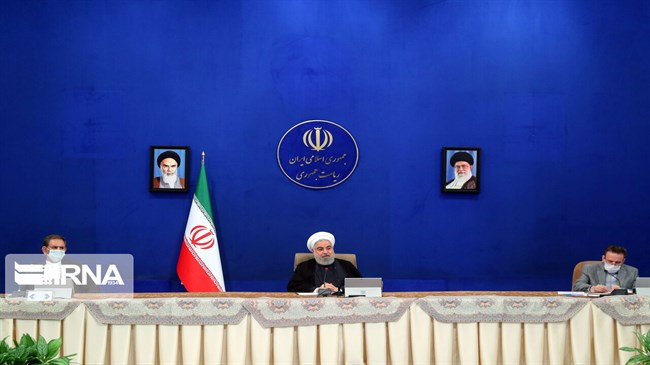 President: Iran on verge of COVID-19 containment