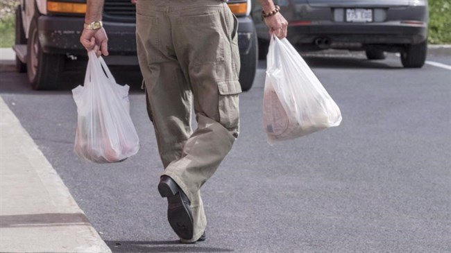 Plastics profit and environment neglected in Canada during pandemic