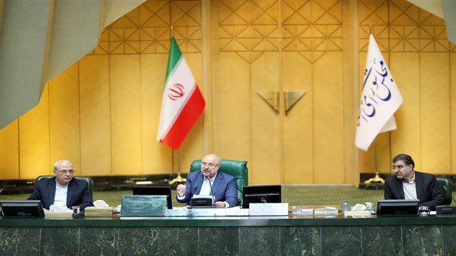 Speaker Qalibaf: Iran's 11th Parliament views talks with US 'harmful'