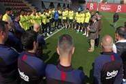 Barcelona to resume title defense against Real Mallorca on June 13
