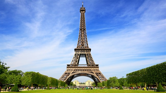 Eiffel Tower set to reopen June 25 after France's coronavirus lockdown
