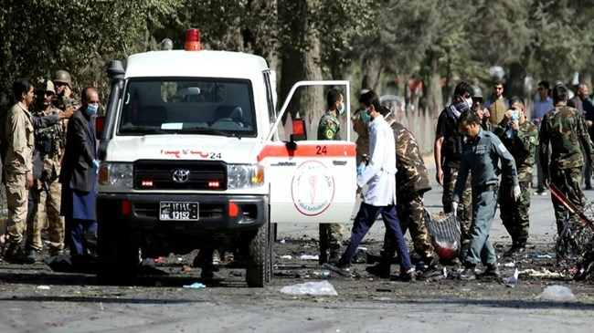 Two Afghan human rights workers killed in blast in Kabul