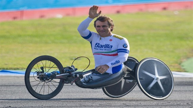 Paralympic champion Zanardi undergoes second brain operation following crash