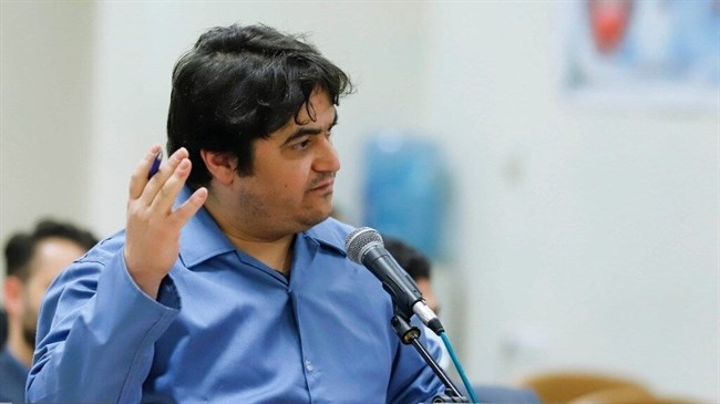 Anti-Iran website admin gets death penalty for corruption on earth