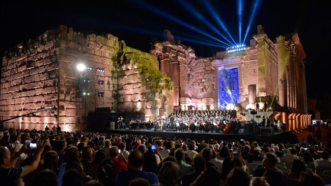 Lebanon's Baalbeck festival to stream classical concert due to coronavirus pandemic