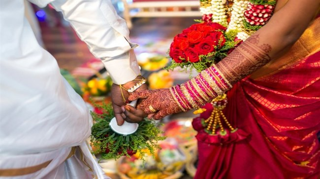 Indian wedding and funeral infected 100