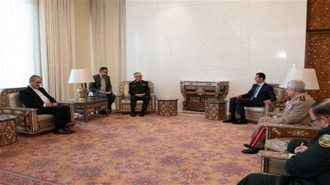 Assad: Iran-Syria military accord rooted in years of anti-terror cooperation