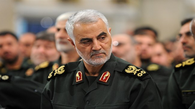 Iran: US assassination of Lt. Gen. Soleimani 'obvious example of state terrorism'