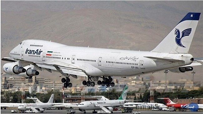 Iran Air to resume Tehran-Istanbul flights today