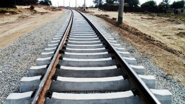 Chabahar-Zahedan railroad will create $80b capacity for goods transit: Official