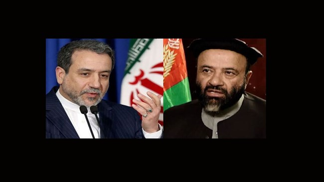 Araqchi urges need to speed up implementation of Tehran-Kabul economic agreements