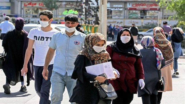 Health Ministry reimposes virus restrictions in Tehran