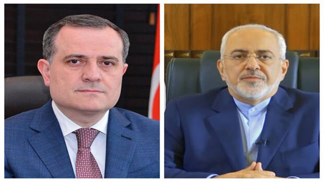 Zarif: Iran ready to mediate between Azerbaijan, Armenia