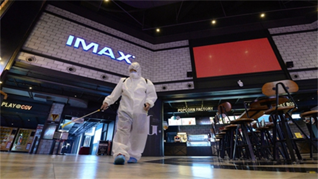 China's box office surpasses one million yuan on first day of reopening