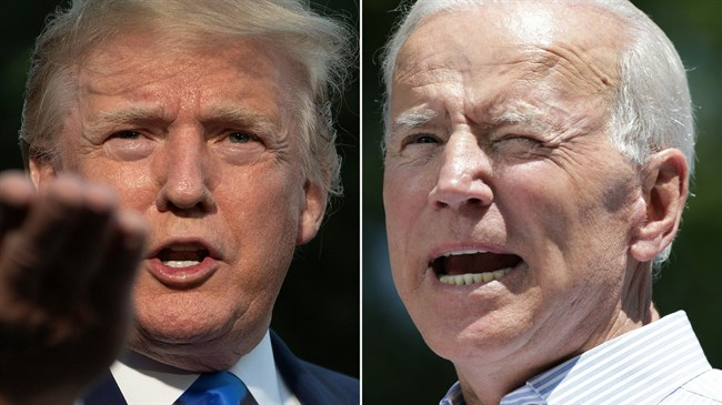 Biden holds daunting lead over Trump as US election enters final stretch