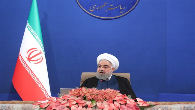Rouhani: UNSC, ICAO must break silence on US aerial terrorism