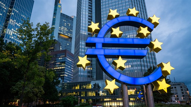 Eurozone suffers 40.3% annualized contraction, greatest drop on record