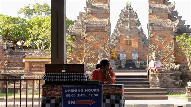 Bali reopens to domestic tourists but foreigners must wait