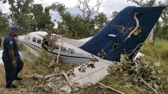 PNG's biggest drug bust: The plane crash, the dead man and the half ton of cocaine