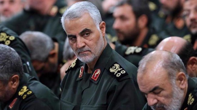 IRGC chief vows revenge for Gen. Soleimani's blood a matter of time