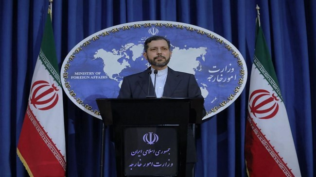 Iran sympathizes with flood victims in Afghanistan