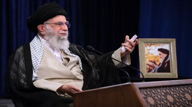 Iran's Leader: UAE 'betrayed' Muslim world with Israel deal