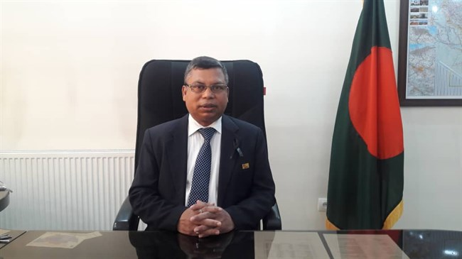 Envoy: Bangladesh, Iran working on easier connectivity to diversify trade