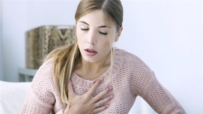 High blood pressure symptoms: The sign in your breath to watch out for