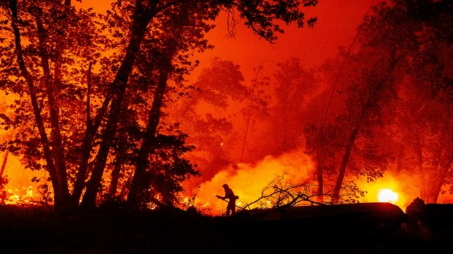 California sets record as wildfires torch more than two million acres this year