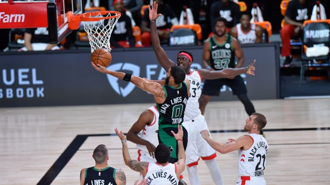 Celtics oust Raptors in Game 7, head to East finals