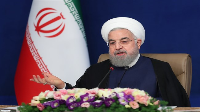 Enemy failed in all political, legal plots against Iran: Rouhani