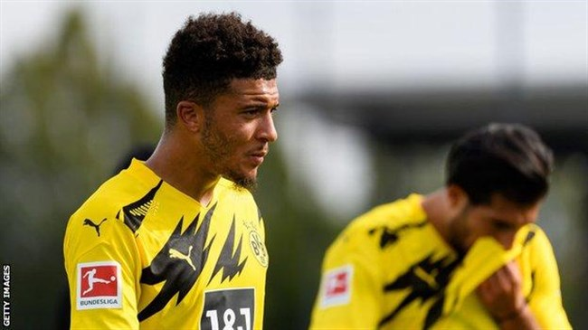 Dortmund confident United target Sancho will stay