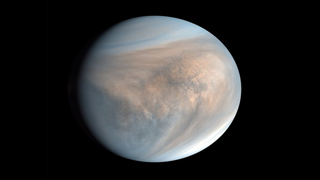 Astronomers see possible hints of life in clouds of Venus