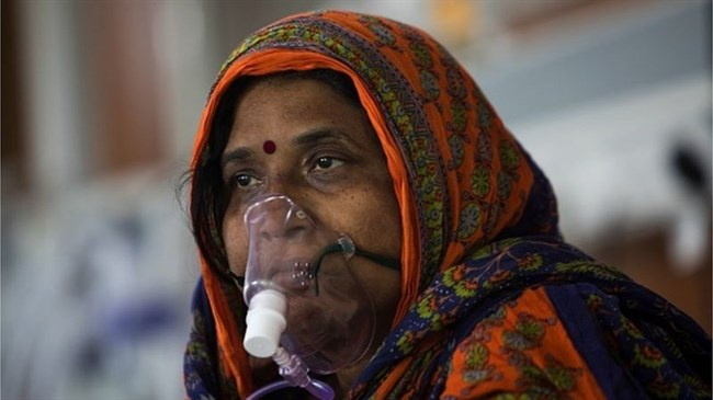 India facing oxygen scarcity as virus cases surge