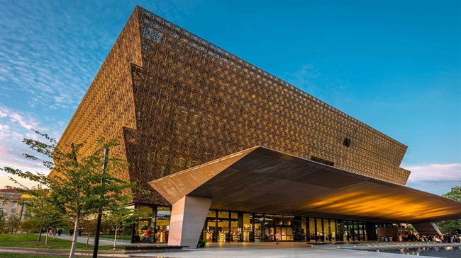US National Museum of African American History and Culture is reopening