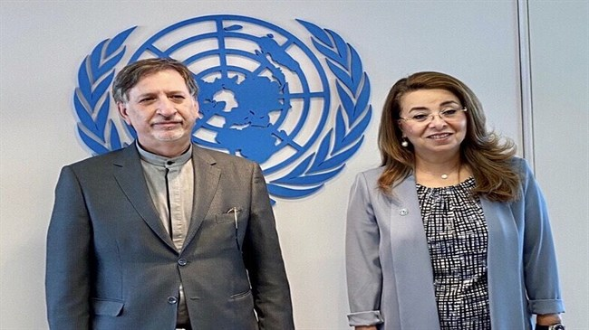 UN lauds Iran's efforts to fight drug trafficking