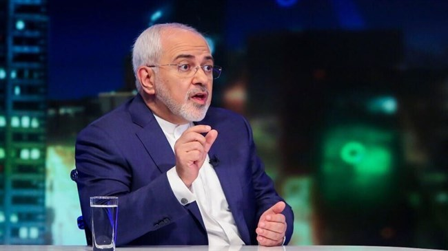 Zarif: Restrictions on Iran's arms trade to terminate by the end of October