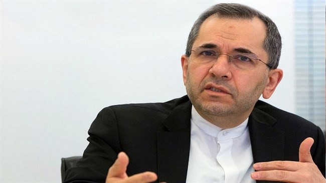 Iran's UN envoy: Opposition to US unilateralism growing