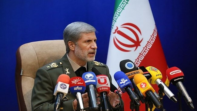 Defense minister: US assassinated General Soleimani to prevent further humiliation in region