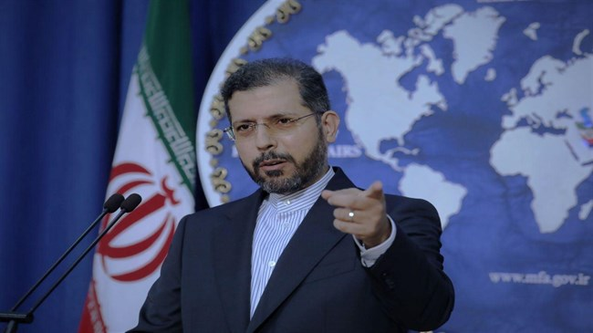 Iran slams US, certain European states' selective approach about human rights