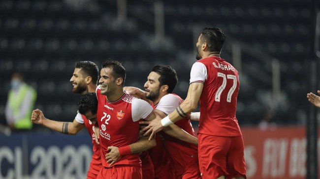 Iranian Reds, Blues into ACL knockouts