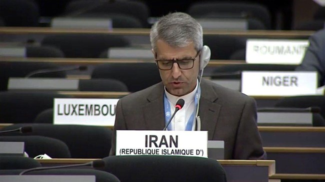Europe's anti-Iran human rights statement typical of colonial mindset: Envoy