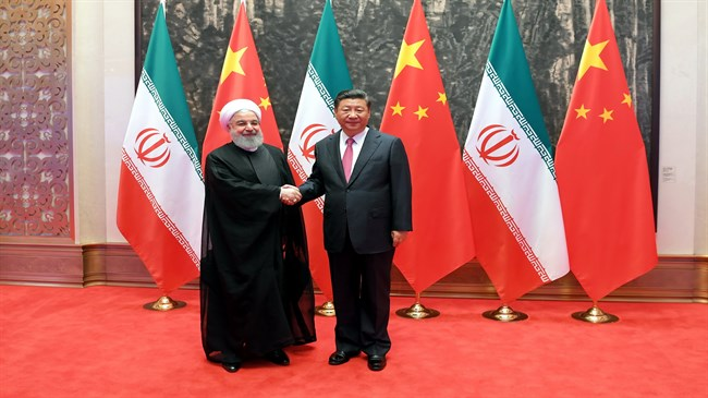 Rouhani: Strategic partnership deal with China to open new chapter in bilateral ties