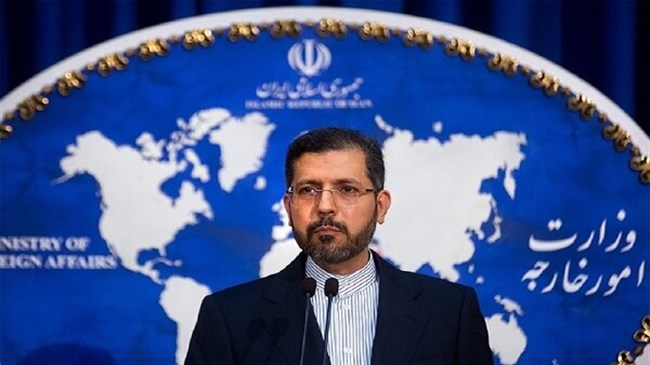 Iran no longer remains indifferent if northern border areas hit by rockets: Foreign Ministry