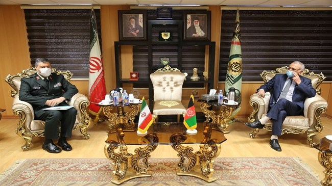 Iran stresses need for further anti-narcotics cooperation with Afghanistan