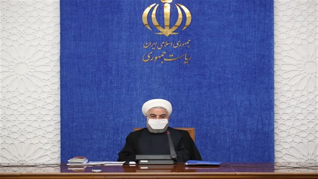 Rouhani: Supplying basic goods, confronting sanctions gov't main economic policies