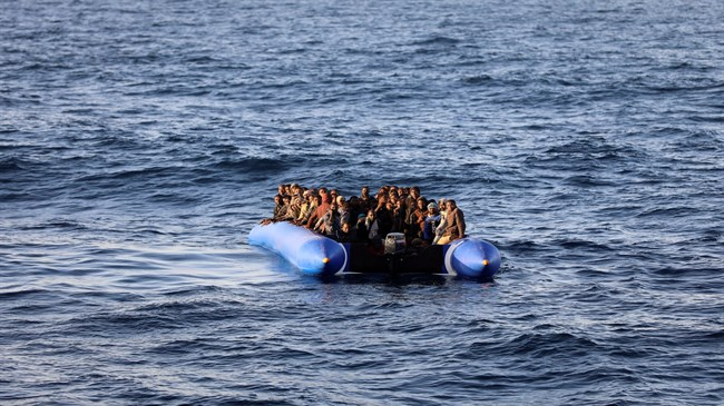 At least 11 migrants dead in shipwreck off Libya: UN